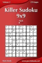 Killer Sudoku 9x9 - F cil - Volume 2 - 270 Jogos