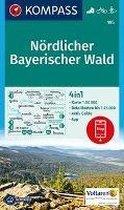 Kompass WK195 Nördlicher Bayerischer Wald