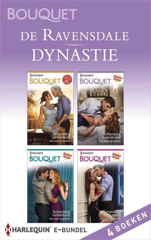 Bouquet Bundel - De Ravensdale Dynastie (4-in-1) - Melanie Milburne pdf epub