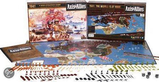 Axis & Allies 1941 - Engelstalig Bordspel