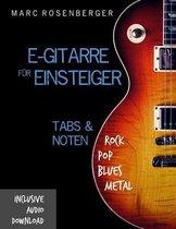 E-Gitarre F r Einsteiger