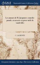 Les Amours de M. Jacquinet