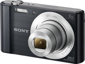 Sony Cybershot DSC-W810 - Zwart