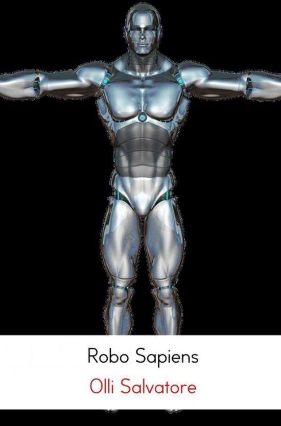 Robo Sapiens - Olli Salvatore |