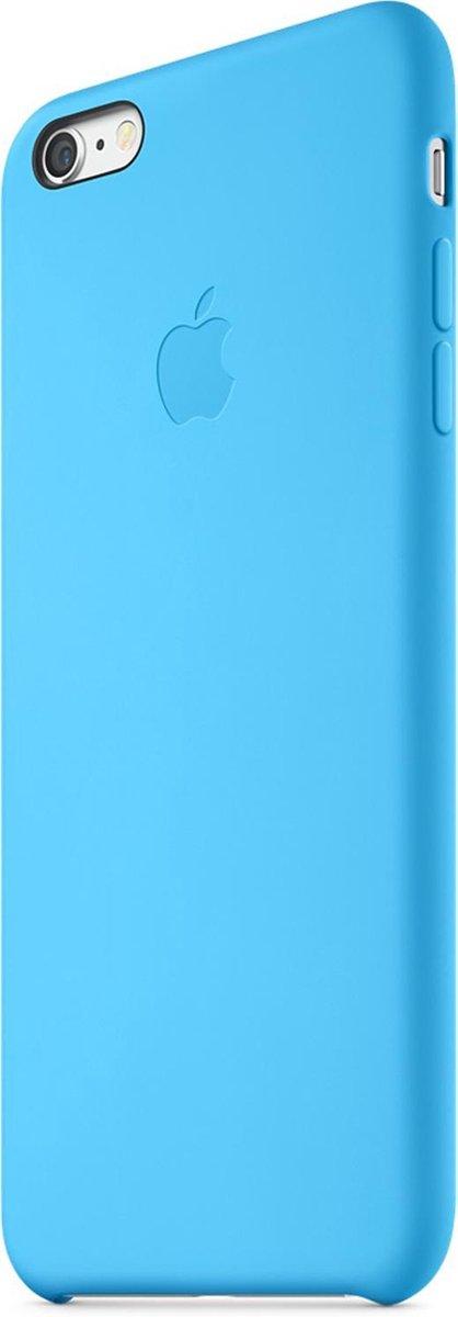 Apple Siliconen Hoesje voor iPhone 6 Plus/6s Plus - Blauw