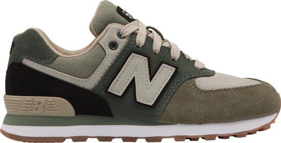 bol.com | New Balance 574 Sneakers Kinderen - Green - Maat 38