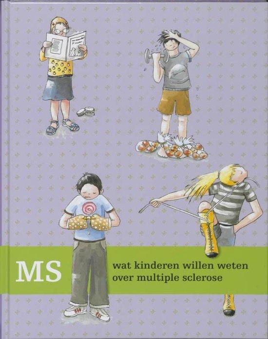 Ms wat kinderen willen weten over multiple sclerose