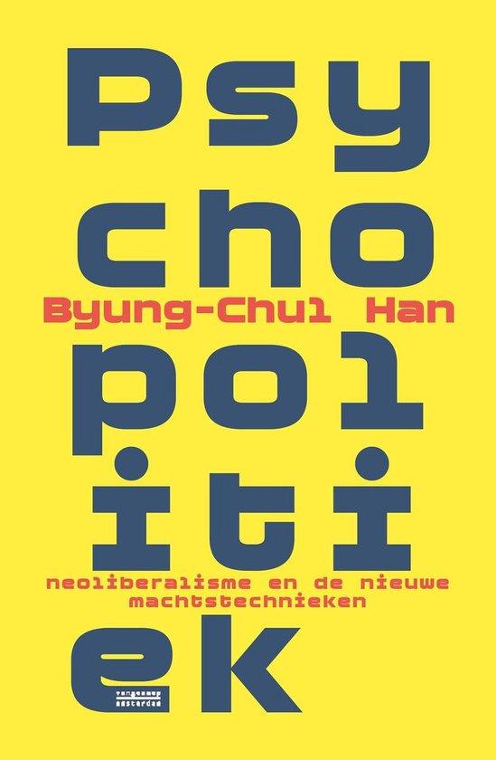 Psychopolitiek - Byung-Chul Han |