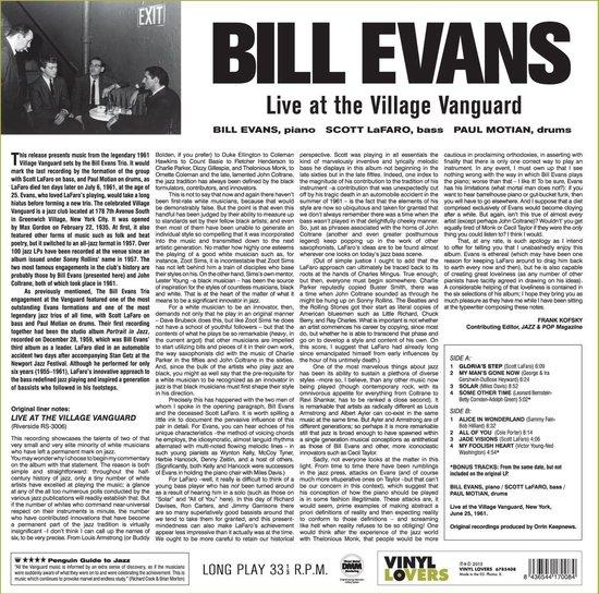 Live At The Village..-Hq- (LP)