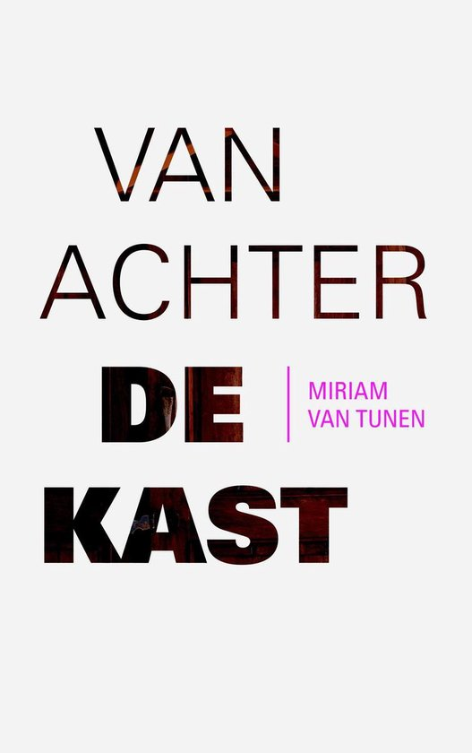 Van achter de kast - Miriam van Tunen | Readingchampions.org.uk