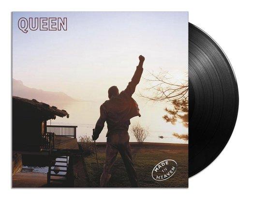 CD cover van Made In Heaven ((Limited Edition) (LP) van Queen