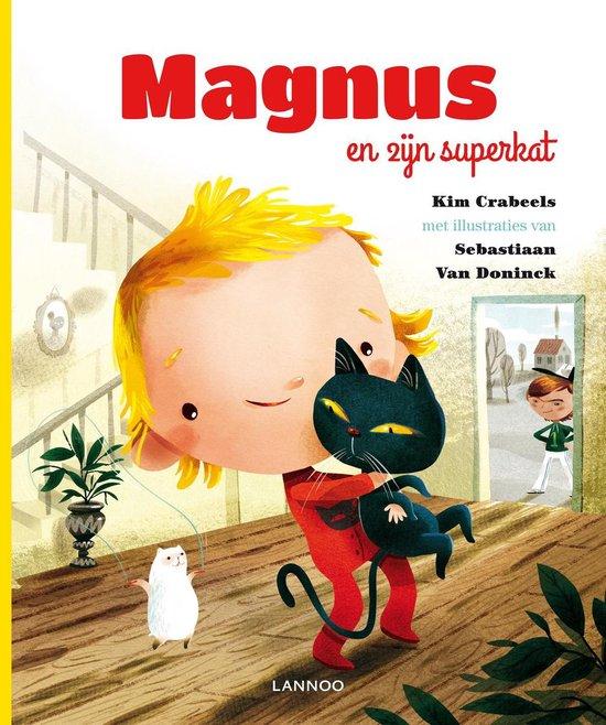 Magnus en zijn superkat - Kim Crabeels |
