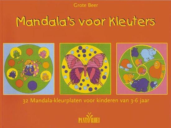 Mandala's voor kleuters - Grote Beer pdf epub
