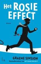 Boek cover Rosie 2 -   Het Rosie effect van Graeme Simsion (Paperback)