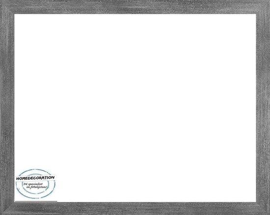 Homedecoration Misano – Fotolijst – Fotomaat – 31 x 87 cm  – Antraciet
