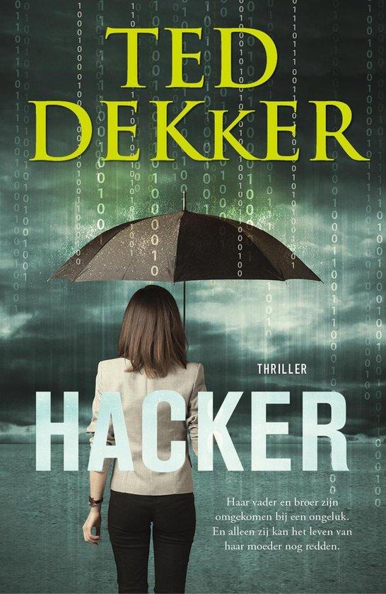 Boek cover Hacker van Ted Dekker (Onbekend)
