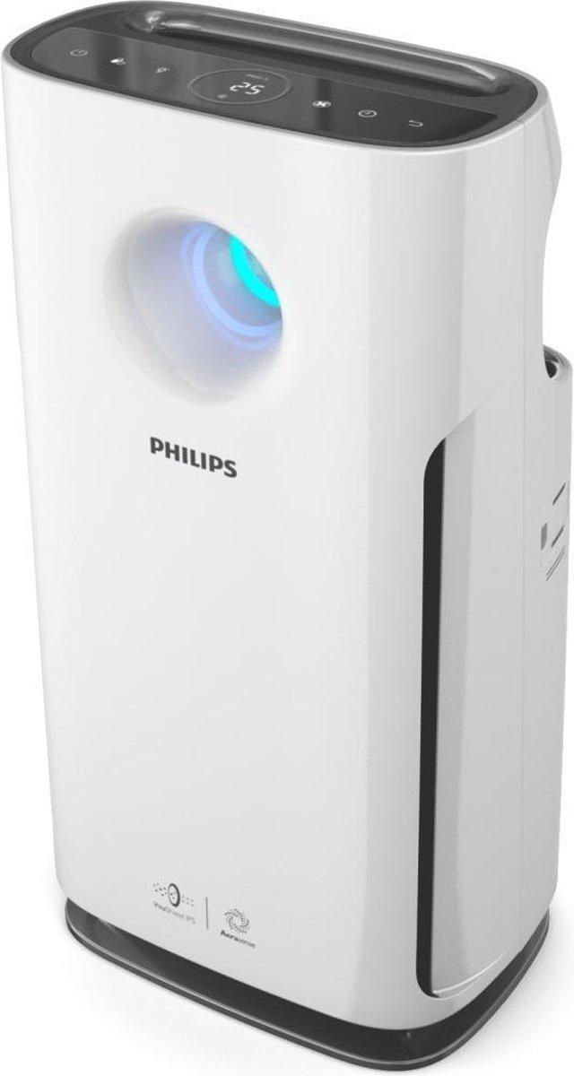 Philips AC3256/10 – Luchtreiniger met HEPA- en koolstoffilter