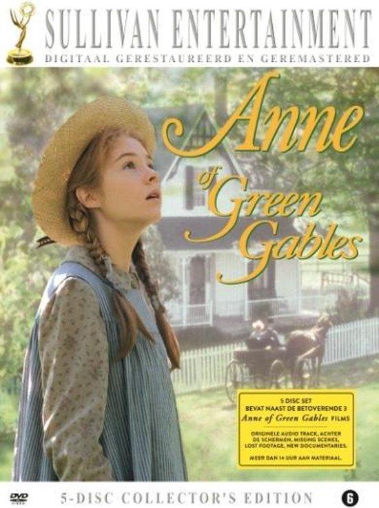 Cover van de film 'Anne Of Green Gables Trilogy'