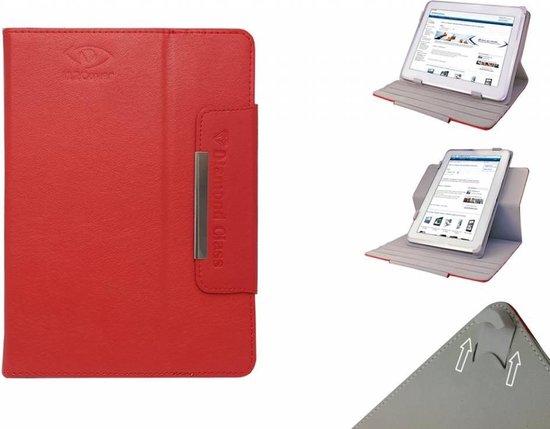 Diamond Class Hoes, Lexibook First Tablet , 360 graden draaibare Cover, Zwart, merk i12Cover