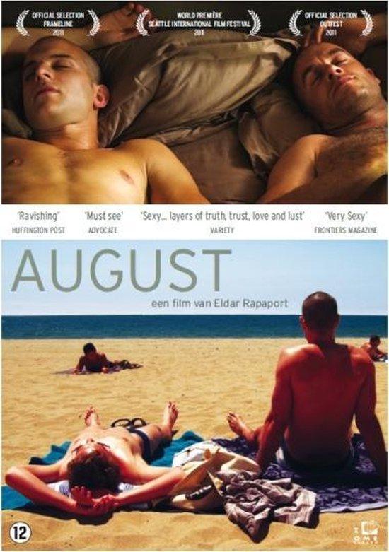 Cover van de film 'August'
