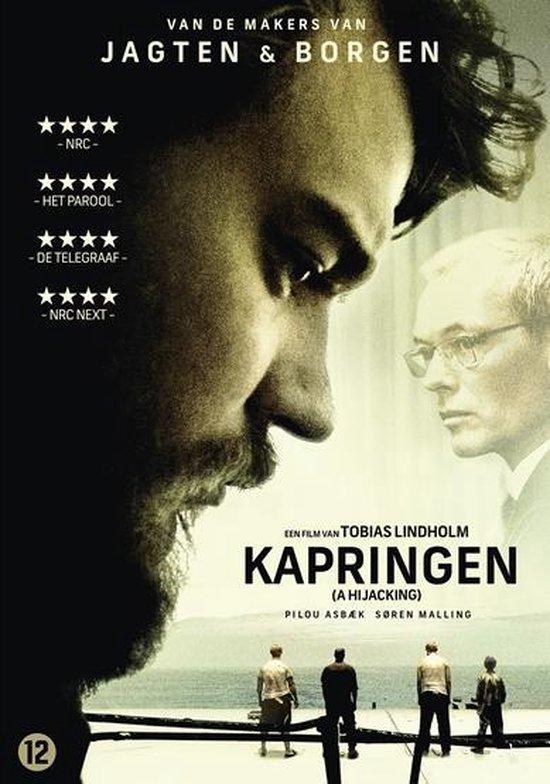 Cover van de film 'Kapringen'