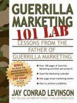 Guerrilla Marketing 101 Lab