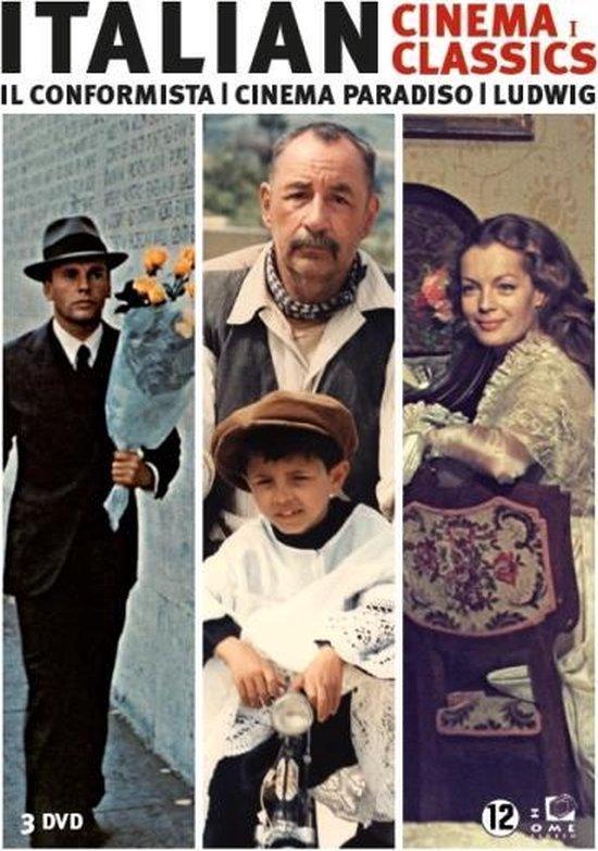 Cover van de film 'Italian Cinema Classics - Deel 1'
