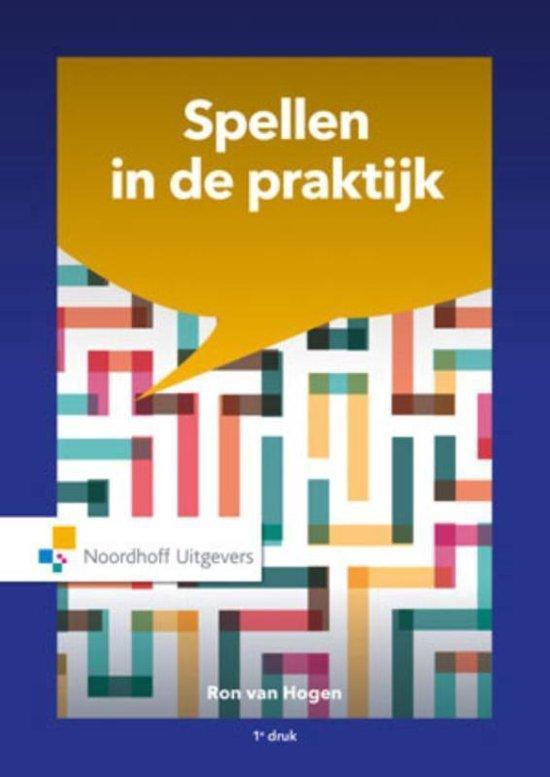 Spellen in de praktijk - Ron van Hogen pdf epub