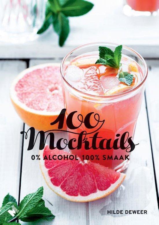100 Mocktails - Hilde Deweer | Fthsonline.com