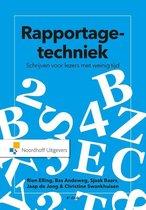 Boek cover Rapportagetechniek van Rien Elling (Paperback)