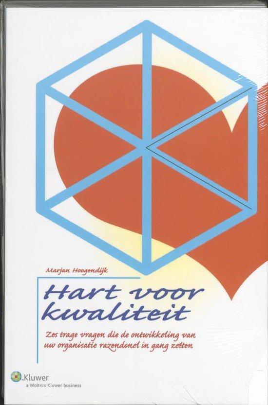 Hart voor kwaliteit 6 ex - M. Hoogendijk |