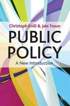 Boek cover Public Policy van Christoph Knill