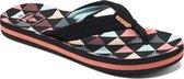 Reef Little Ahi Slipper Slippers - Maat 31/32--CONVERTJongens en meisjesKinderen - Zwart/roze/blauw