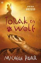 Torak en Wolf 4 - Verstoten