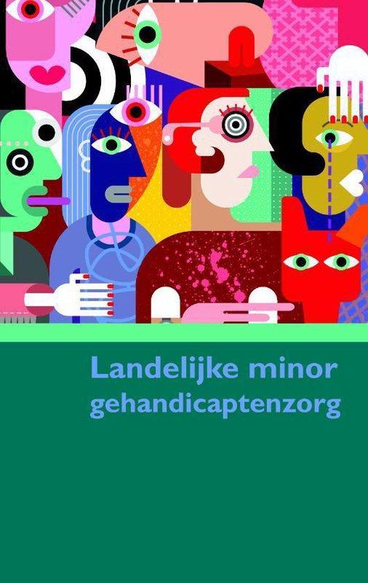 Bol Com Landelijke Minor Gehandicaptenzorg Vereniging Hogescholen 9789088505744 Boeken