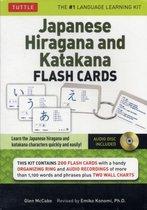 Japanese Hiragana and Katakana Flash Cards Kit