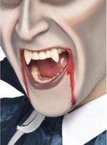 Vampier hoektanden - Halloween/horror verkleedaccessoires - Dracula gebitje/tanden