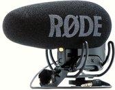 Rode Videomic PRO + Microfoon voor digitale camera Bedraad Zwart