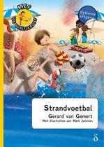 Kief, de goaltjesdief 14 -   Strandvoetbal - dyslexie uitgave