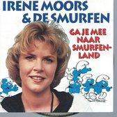 Irene Moors & De Smurfen - ga je mee naar smurfenland