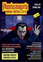Phantasmagoria Magazine Issue 9