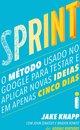 Boek cover Sprint van Jake Knapp