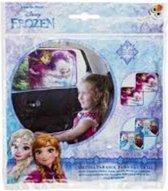 Disney Frozen Autozonneschermen voor op de Achterbank 2 stuks opvouwbaar – 36x18x4cm | Scherm tegen de zon Zijruit | Zonwering voor op de autoruit | Autoraam Zonwering Kinderen