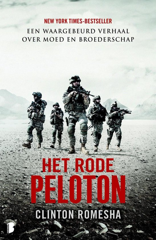 Het rode Peloton - Clinton Romesha |