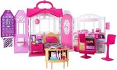 Barbie Glamour Vakantiehuis - Barbiehuis