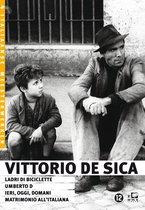 Boxen - SICA, VITTORO DE (4 DVD)