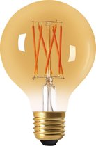 MOODZZ - LED Lamp -Retro - Dimbaar - LED - Lamp - E27 - 4W - Ø8 CM