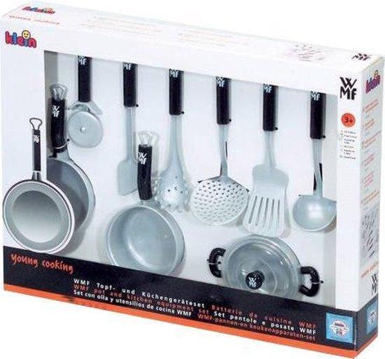 WMF Speelgoed Pannen- en Keukenapparatuurset