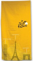 Tour de France - Strandlaken - 70 x 140 cm - Geel
