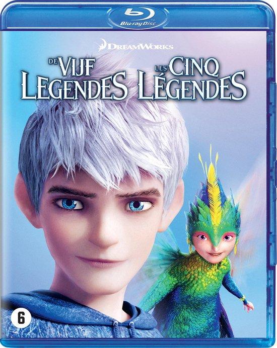 De Vijf Legendes (Rise Of The Guardians) (Blu-ray)